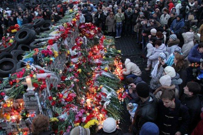 Чтобы никогда не забыть: 60 самых впечатляющих фото противостояний в Киеве