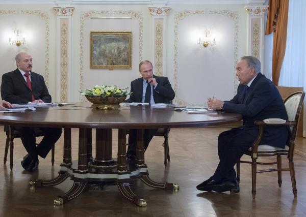 В.Путин провел заседание Высшего Евразийского экономического совета
